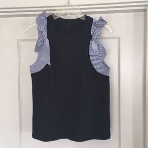 J.Crew Cotton Dress Tank Top